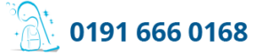 Newcastle Cleaning Services phone logo